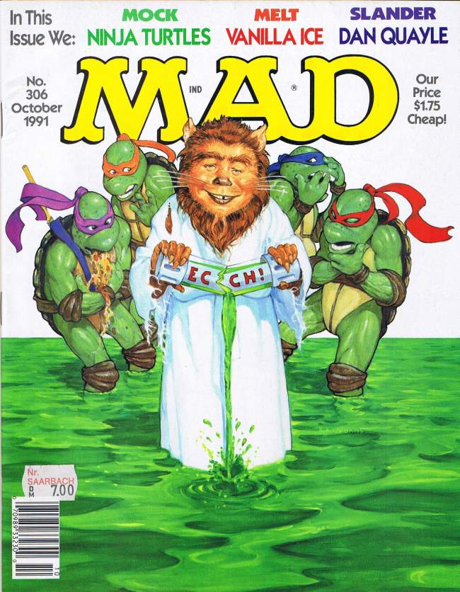 MAD Magazine #306 • USA • 1st Edition - New York