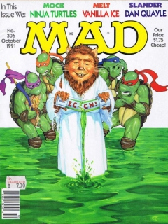 Go to MAD Magazine #306 • USA • 1st Edition - New York