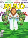 Image of MAD Magazine #306 • USA • 1st Edition - New York