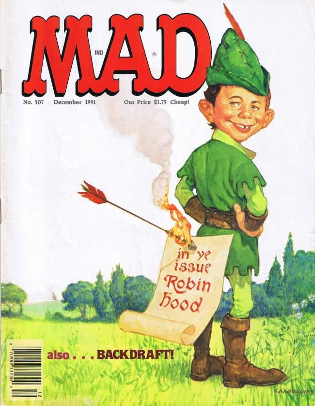 MAD Magazine #307 • USA • 1st Edition - New York