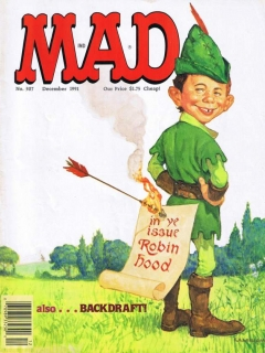 Go to MAD Magazine #307
