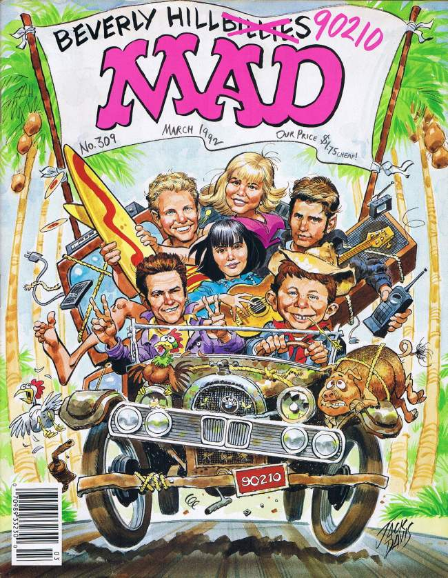 MAD Magazine #309 • USA • 1st Edition - New York