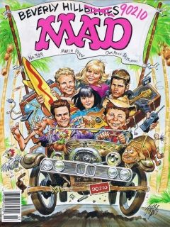 Go to MAD Magazine #309 • USA • 1st Edition - New York
