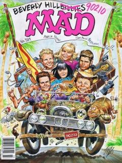 MAD Magazine #309 • USA • 1st Edition - New York