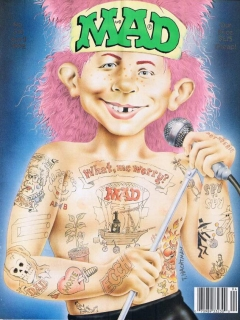 Go to MAD Magazine #310