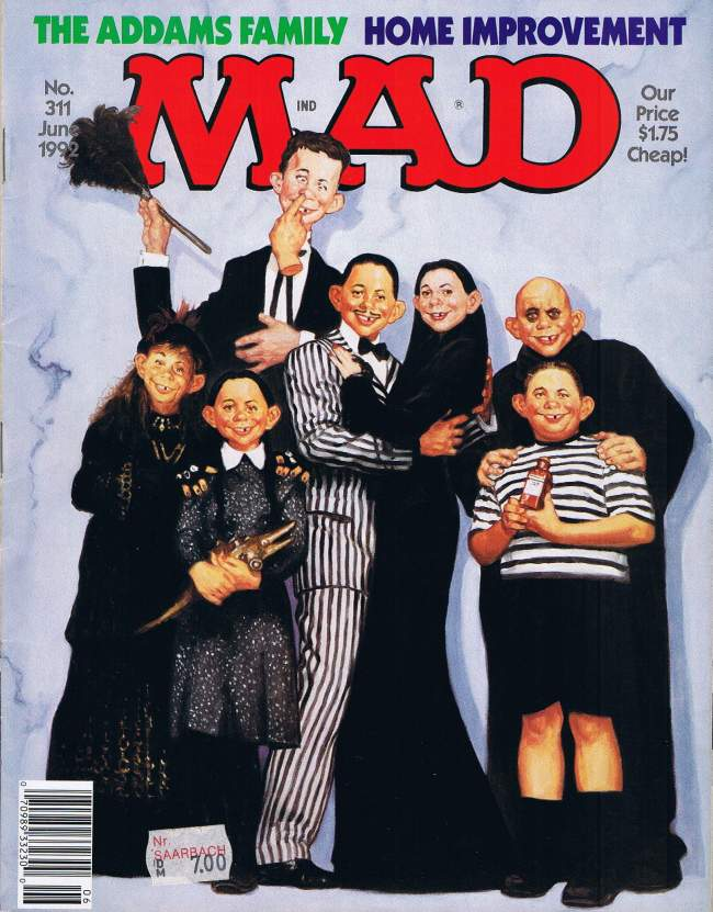 MAD Magazine #311 • USA • 1st Edition - New York