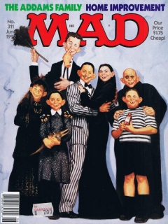 Go to MAD Magazine #311 • USA • 1st Edition - New York