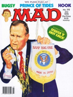 US MAD Magazine #312
