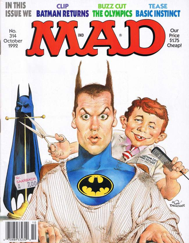 MAD Magazine #314 • USA • 1st Edition - New York