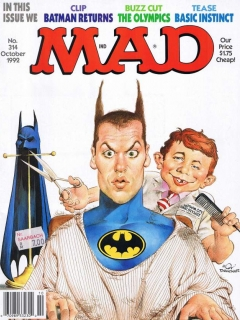 Go to MAD Magazine #314 • USA • 1st Edition - New York