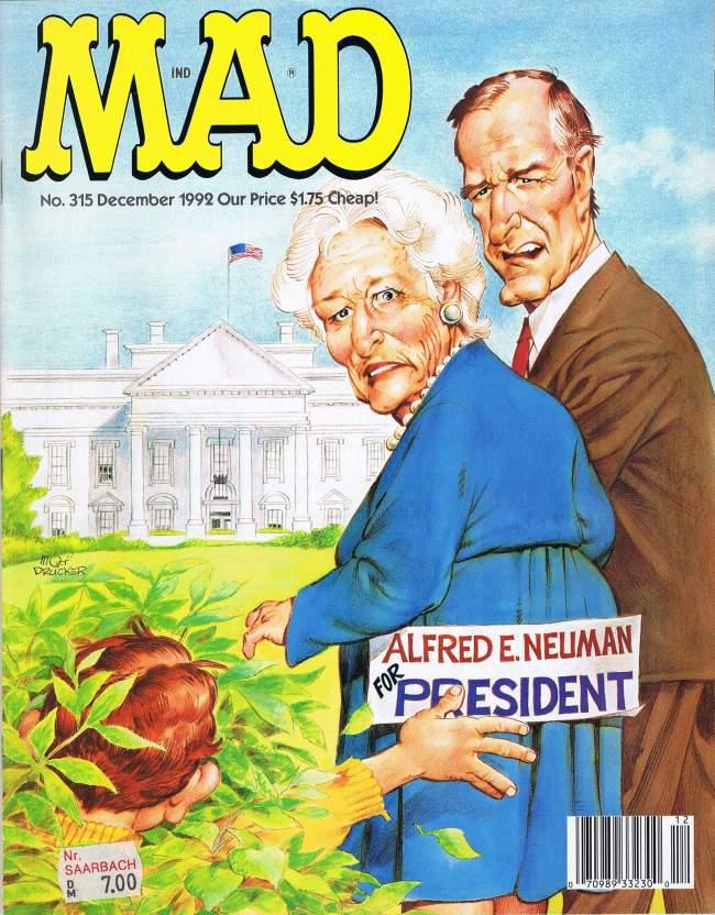 MAD Magazine #315 • USA • 1st Edition - New York
