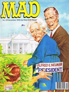 MAD Magazine #315 (USA)