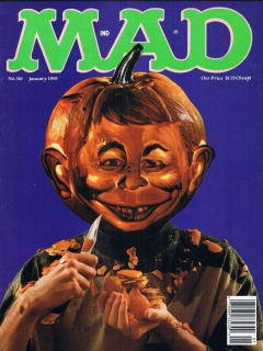 Go to MAD Magazine #316 • USA • 1st Edition - New York