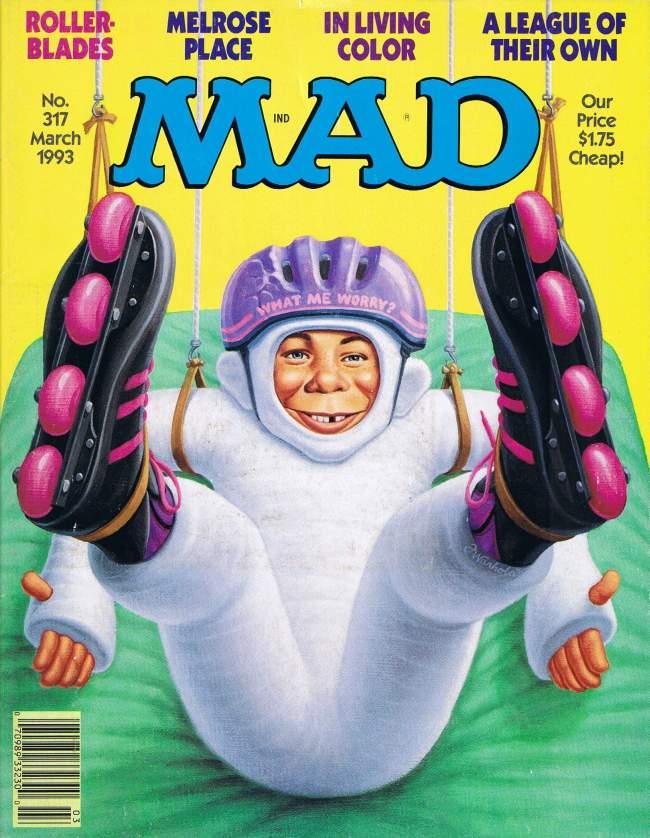 MAD Magazine #317 • USA • 1st Edition - New York