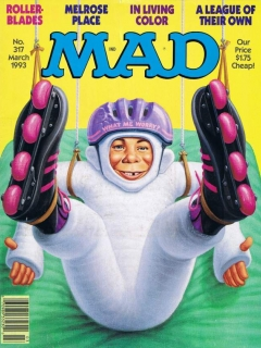 Go to MAD Magazine #317
