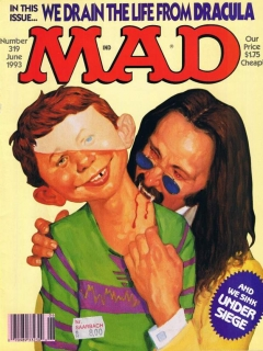 Go to MAD Magazine #319 • USA • 1st Edition - New York