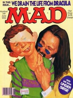 MAD Magazine #319 • USA • 1st Edition - New York