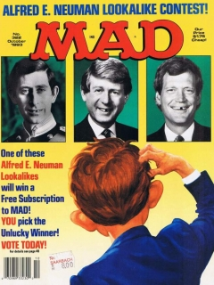 Go to MAD Magazine #322 • USA • 1st Edition - New York