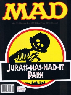 Go to MAD Magazine #323