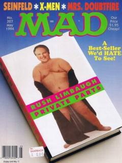 MAD Magazine #327 • USA • 1st Edition - New York