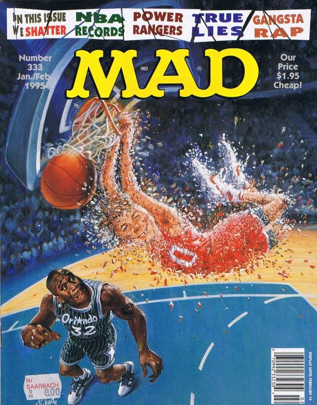 MAD Magazine #333 • USA • 1st Edition - New York