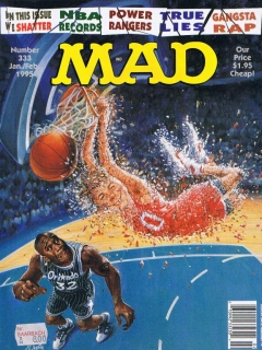 Go to MAD Magazine #333 • USA • 1st Edition - New York