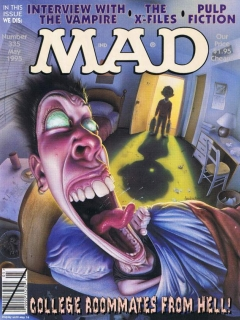 MAD Magazine #335 • USA • 1st Edition - New York