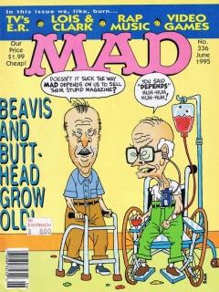 MAD Magazine #336 • USA • 1st Edition - New York