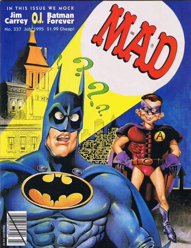 MAD Magazine #337 • USA • 1st Edition - New York
