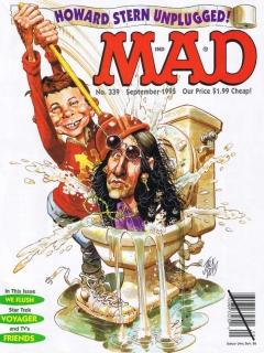 MAD Magazine #339 • USA • 1st Edition - New York