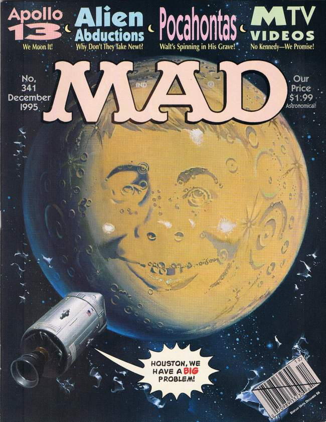 MAD Magazine #341 • USA • 1st Edition - New York