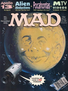 Go to MAD Magazine #341 • USA • 1st Edition - New York