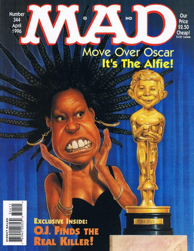 MAD Magazine #344 • USA • 1st Edition - New York