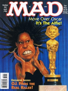 Go to MAD Magazine #344 • USA • 1st Edition - New York