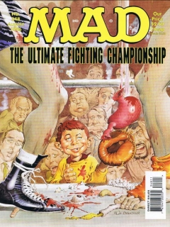 Go to MAD Magazine #348 • USA • 1st Edition - New York