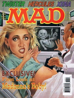 Go to MAD Magazine #349 • USA • 1st Edition - New York