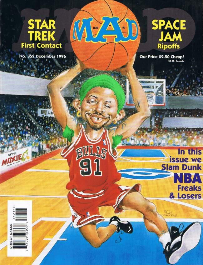 MAD Magazine #352 • USA • 1st Edition - New York