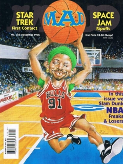 Go to MAD Magazine #352 • USA • 1st Edition - New York