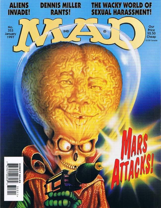 MAD Magazine #353 • USA • 1st Edition - New York
