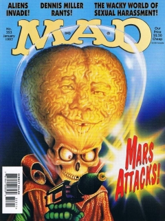 Go to MAD Magazine #353