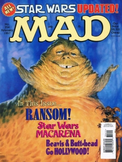 Go to MAD Magazine #354 • USA • 1st Edition - New York