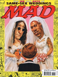 Go to MAD Magazine #357