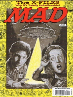 Go to MAD Magazine #358 • USA • 1st Edition - New York
