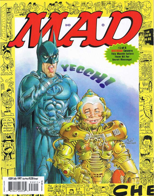 MAD Magazine #359 • USA • 1st Edition - New York