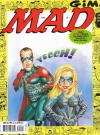 Image of US MAD Magazine Number 353 - Front Cover (Cover Variation Number 3)