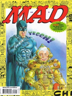 Go to MAD Magazine #359