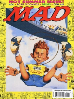 Go to MAD Magazine #360