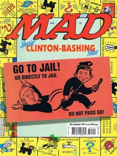MAD Magazine #361 • USA • 1st Edition - New York