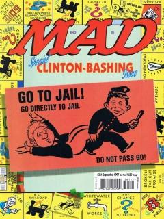 MAD Magazine • USA • 1st Edition - New York