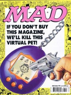 Go to MAD Magazine #362 • USA • 1st Edition - New York